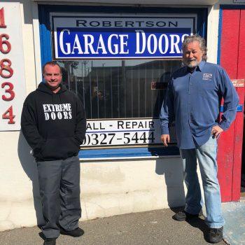 ROBERTSON GARAGE DOORS